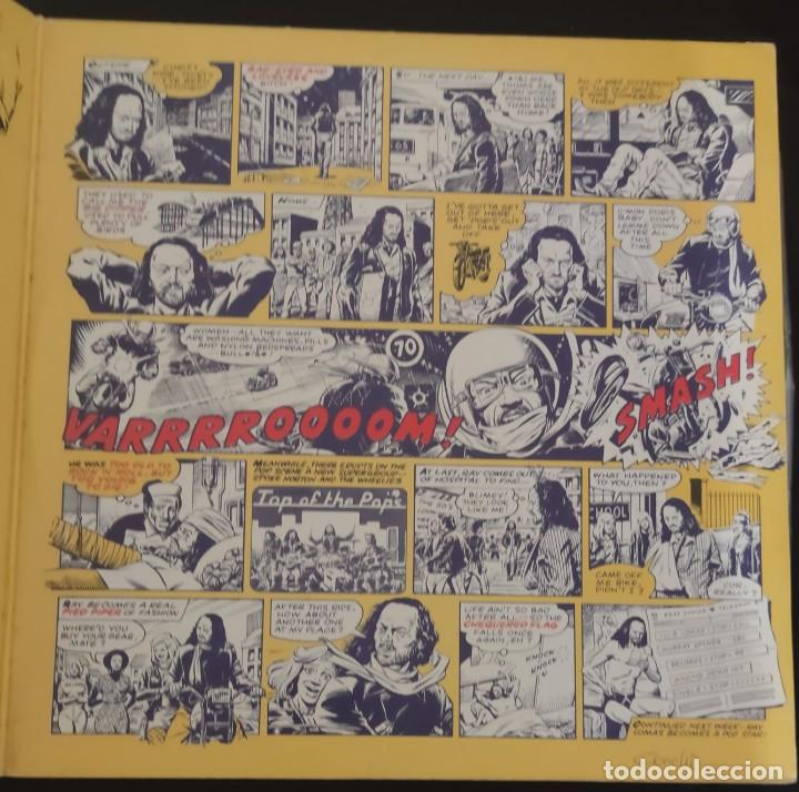 Discos de vinilo: JETHRO TULL-TOO OLD TO ROCK NROLL:TOO YOUNG TO DIE-LP SPAIN 1976. - Foto 3 - 244775400