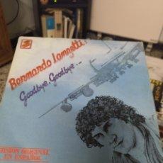 Discos de vinilo: BERNARDO LANZETTI. Lote 244778630
