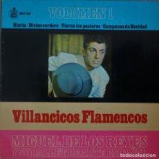 Discos de vinilo: MIGUEL DE LOS REYES// GLORIA+3//EP// VOL.1//1966//HISPAVOX. Lote 244794300