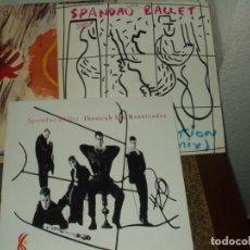 Disques de vinyle: LOTE 5 LPS Y MAXIS SPANDAU BALLET. Lote 200635507
