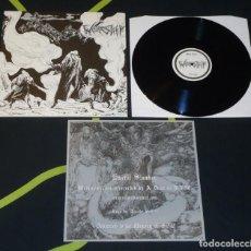 Discos de vinilo: WITHER / WORSHIP - 12'' [PAINIAC RECORDS, 2007] FUNERAL DOOM METAL BLACK METAL. Lote 51370245