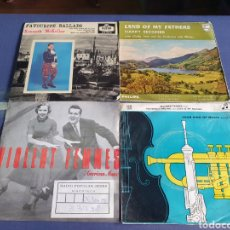 Disques de vinyle: LOTE 9 SINGLES 7 PULGADAS. Lote 244813735