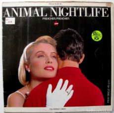 Discos de vinilo: ANIMAL NIGHTLIFE - PREACHER, PREACHER - MAXI ISLAND RECORDS 1985 ACID JAZZ BPY. Lote 244815900