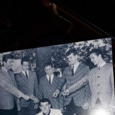 "Discos de vinilo: SINGLE 7"" 45 RPM - FLORIAN MONDO & HIS MONDOS ""I'M CRYING""//""RIP IT, RIP IT UP""(1963 GARAGE ROCK RE). Lote 244819790"