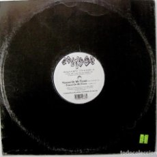 Discos de vinilo: ANBESSA - TRACKS OF MY TEARS / IT'S OVER - MAXI JAM LAB 1993 SUECIA BPY. Lote 244820145