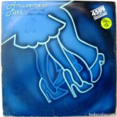 Discos de vinilo: AMUZEMENT PARK - GROOVE YOUR BLUES AWAY - MAXI SATRIL / PDI 1984 BPY. Lote 244821140