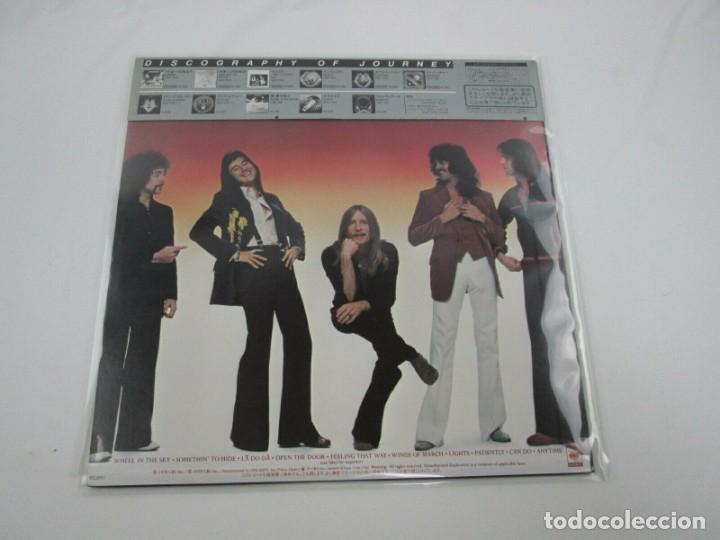 Discos de vinilo: VINILO EDICIÓN JAPONESA DEL LP DE JOURNEY - INFINITY - PRETENDERS - Foto 3 - 244822205