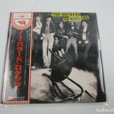 Discos de vinilo: VINILO EDICIÓN JAPONESA DEL LP DE ROCKET - NO BALLADS. Lote 244822850