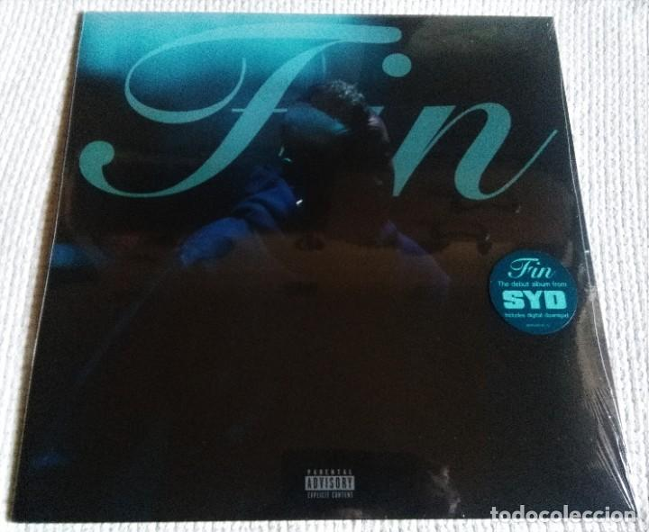 "SYD - "" FIN "" LP EU 2017 SEALED (Música - Discos - LP Vinilo - Rap / Hip Hop)"