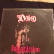 Discos de vinilo: DIO - INTERMISSION - MINI LP. Lote 244824650