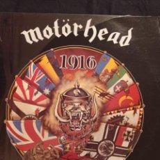 Discos de vinilo: MOTORHEAD - 1916 LP. Lote 244827130