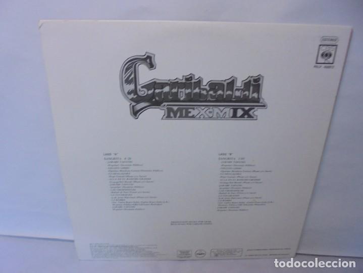 Discos de vinilo: SANGRITA. CRAB EDICIONES MUSICALES. LP VINILO. 1988. CBS RECORDS. - Foto 10 - 244828475