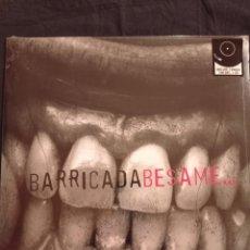 Discos de vinilo: BARRICADA - BESAME.. LP. Lote 244829225