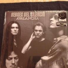 Discos de vinilo: HEROES DEL SILENCIO - AVALANCHA LP. Lote 244830840