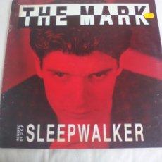Discos de vinilo: THE MARK – SLEEPWALKER. METROPOL RECORDS – MRP-139-MX. 1992. MAXI SINGLE. REMIXED BY O.C.P.. Lote 244835760