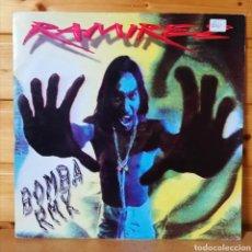 "Discos de vinilo: 12"" MAXI , RAMIREZ , BOMBA RMX , IMPORT.. Lote 244838510"