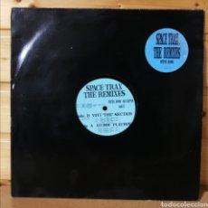 "Disques de vinyle: 12"" MAXI , SPACE TRAX , THE REMIXES , IMPORT.. Lote 244838645"