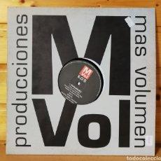 """Discos de vinilo: 12"""" MAXI , K.O.S. , PAPAUMAMA. Lote 244838980"""