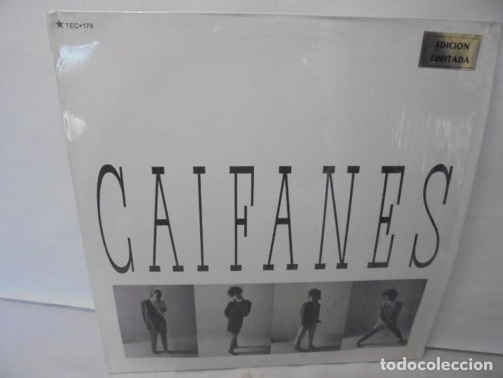 CAIFANES. SINGLE VINILO. RCA VICTOR. 1988. EDICION LIMITADA. BERTELSMANN DE MEXICO. (Música - Discos de Vinilo - Singles - Pop - Rock Internacional de los 80)