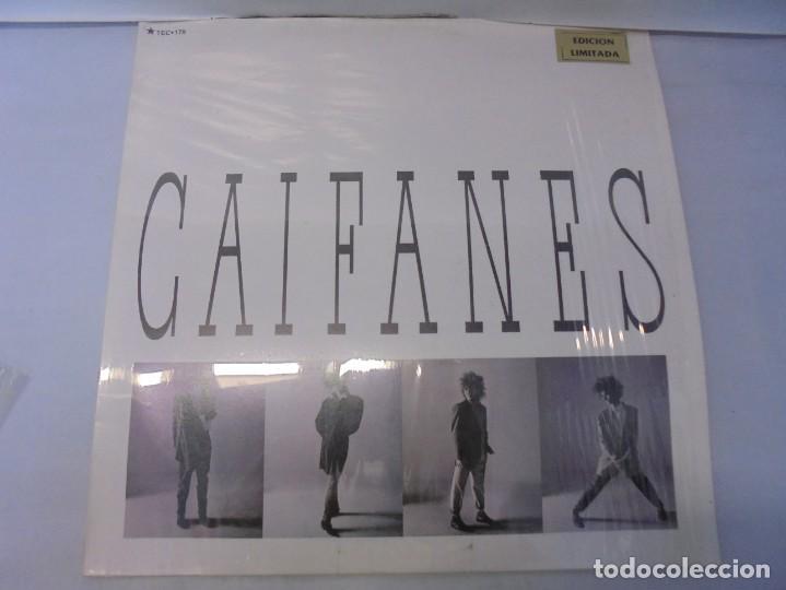 Discos de vinilo: CAIFANES. SINGLE VINILO. RCA VICTOR. 1988. EDICION LIMITADA. BERTELSMANN DE MEXICO. - Foto 2 - 244844390