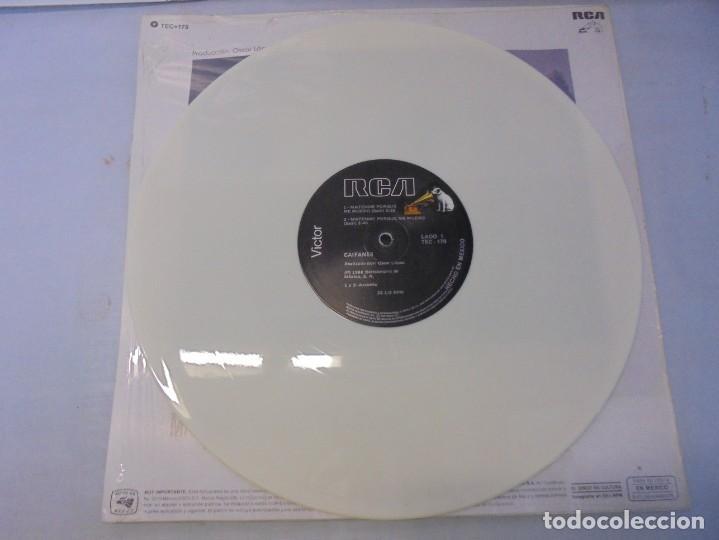Discos de vinilo: CAIFANES. SINGLE VINILO. RCA VICTOR. 1988. EDICION LIMITADA. BERTELSMANN DE MEXICO. - Foto 3 - 244844390