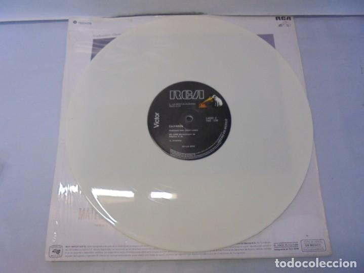 Discos de vinilo: CAIFANES. SINGLE VINILO. RCA VICTOR. 1988. EDICION LIMITADA. BERTELSMANN DE MEXICO. - Foto 5 - 244844390