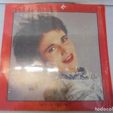 Discos de vinilo: ALEJANDRA AVALOS. SER O NO SER. LP VINILO. PRODUCCIONES WEA 1988.. Lote 244844795