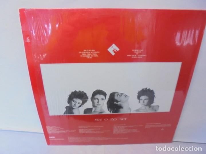 Discos de vinilo: ALEJANDRA AVALOS. SER O NO SER. LP VINILO. PRODUCCIONES WEA 1988. - Foto 7 - 244844795