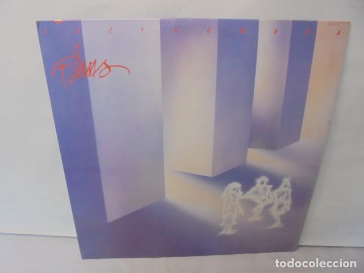 FLANS. LUZ Y SOMBRA. LP VINILO. PRODUCCION MUSICAL MILDRED VILLAFAÑE MELODY INTERNACIONAL 1987 (Música - Discos - LP Vinilo - Pop - Rock - New Wave Internacional de los 80)