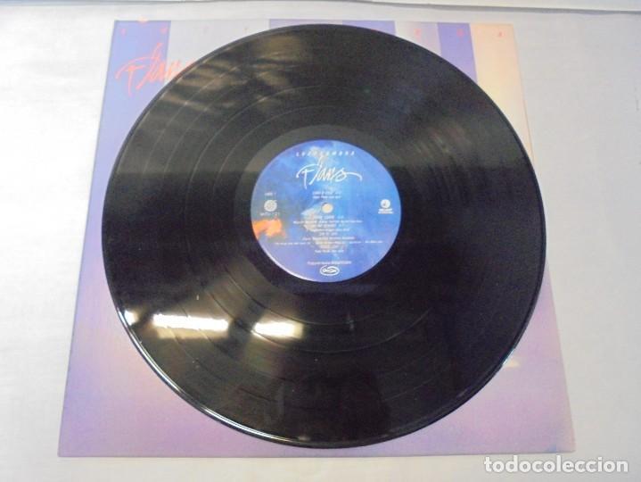 Discos de vinilo: FLANS. LUZ Y SOMBRA. LP VINILO. PRODUCCION MUSICAL MILDRED VILLAFAÑE MELODY INTERNACIONAL 1987 - Foto 3 - 244845550