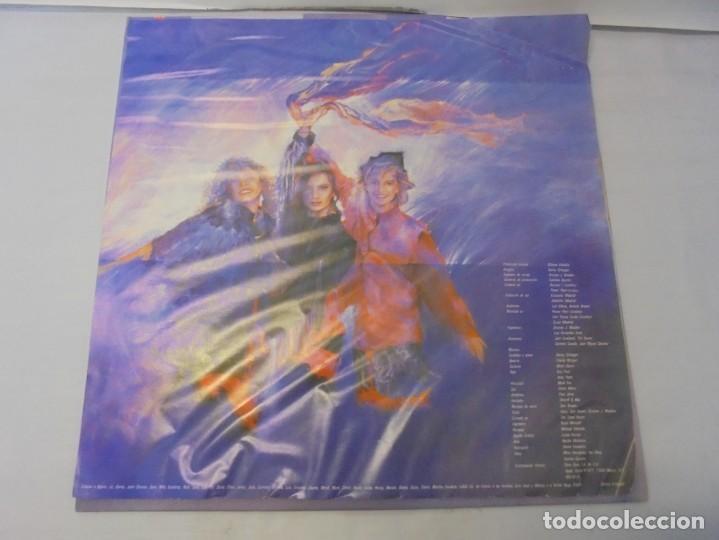 Discos de vinilo: FLANS. LUZ Y SOMBRA. LP VINILO. PRODUCCION MUSICAL MILDRED VILLAFAÑE MELODY INTERNACIONAL 1987 - Foto 7 - 244845550