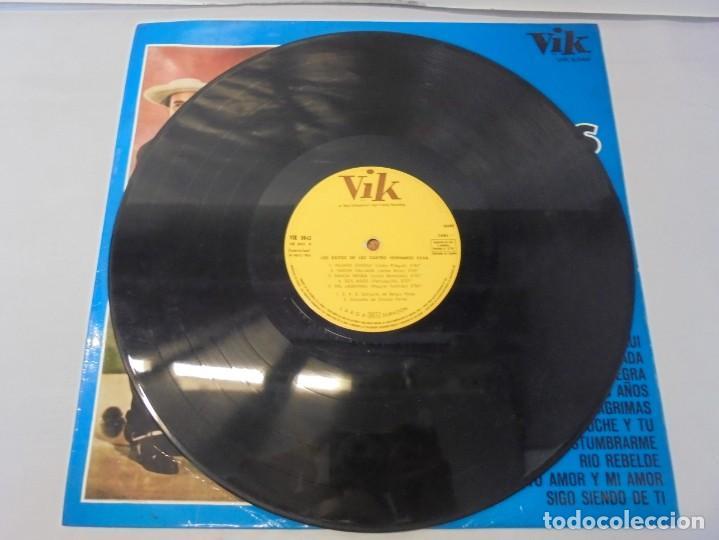 Discos de vinilo: LOS 4 HNOS. SILVA. LP VINILO. DISCOGRAFICA RCA ESPAÑOLA. 1968 - Foto 3 - 244846795