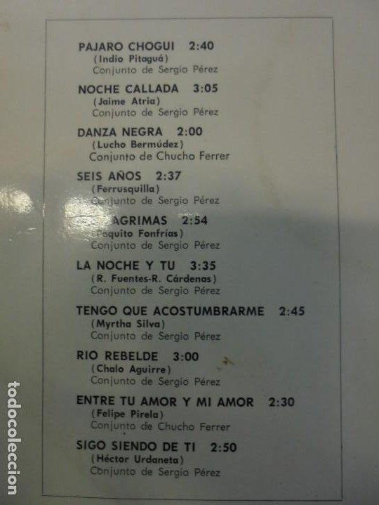 Discos de vinilo: LOS 4 HNOS. SILVA. LP VINILO. DISCOGRAFICA RCA ESPAÑOLA. 1968 - Foto 7 - 244846795
