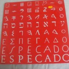 Discos de vinilo: ES PECADO – SOLO / VENDER Y COMPRAR. POPE REC – PR 32920504. SPAIN. 1992. MAXI SINGLE. Lote 244847310