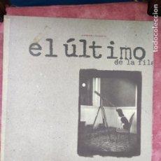 Discos de vinilo: EL ULTIMO DE LA FILA - ASTRONOMIA RAZONABLE - SPAIN - PERRO RECORDS - INC ENCARTE - L -. Lote 244851335