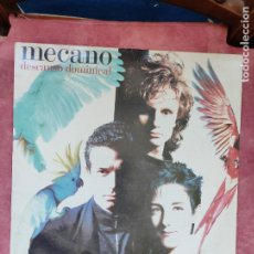 Discos de vinilo: MECANO (DESCANSO DOMINICAL) ARIOLA, 1988 ¡LP ORIGINAL!. Lote 244851520