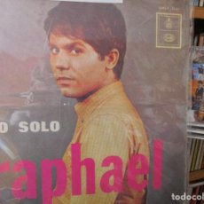 Discos de vinilo: RAPHAEL YO SOLO ( VENEZUELA ) NOCHE DE RONDA / FERIANTES / AL PONERSE EL SOL / ESA LEYENDA /. Lote 244853000