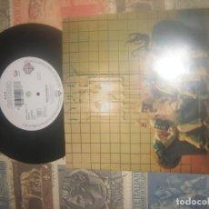 Discos de vinilo: D.A.D. - BAD CRAZINESS + MAKIN´FUN OF MONEY (1991-WARNER) OG GERMANY SIN SEÑALES DE USO. Lote 244860960