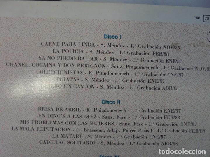 Discos de vinilo: LOQUILLO Y TROGLODITAS. ¡APOR ELLOS! QUE SON POCOS Y COBARDES. 2LP VINILO. 1989 - Foto 16 - 244864665