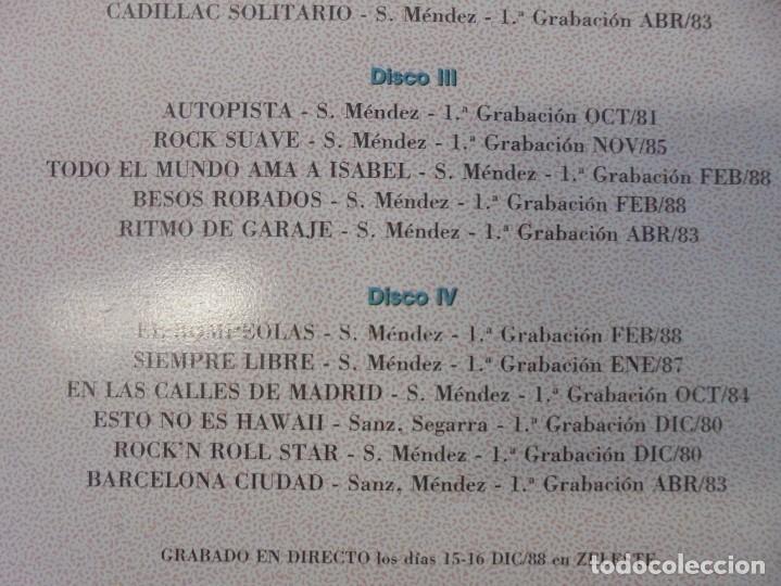 Discos de vinilo: LOQUILLO Y TROGLODITAS. ¡APOR ELLOS! QUE SON POCOS Y COBARDES. 2LP VINILO. 1989 - Foto 17 - 244864665