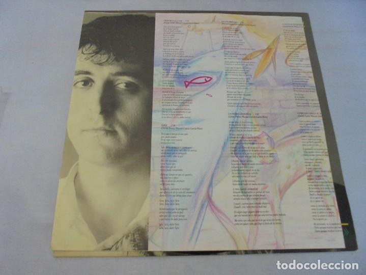 Discos de vinilo: EL ULTIMO DE LA FILA. COMO LA CABEZA AL SOMBRERO. LP VINILO. PDI 1988. - Foto 7 - 244865275
