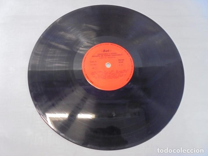 Discos de vinilo: A VECES SIENTO UN ALGO MAGICO... LOVY EL MUSICAL COMEDIA ROCK INFANTIL. BAT DISCOS 1985 - Foto 3 - 244865965