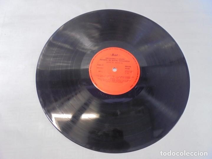 Discos de vinilo: A VECES SIENTO UN ALGO MAGICO... LOVY EL MUSICAL COMEDIA ROCK INFANTIL. BAT DISCOS 1985 - Foto 5 - 244865965