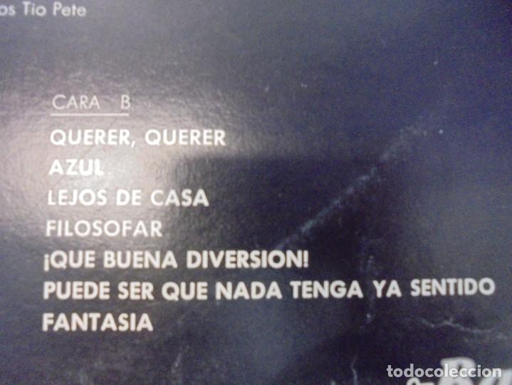 Discos de vinilo: A VECES SIENTO UN ALGO MAGICO... LOVY EL MUSICAL COMEDIA ROCK INFANTIL. BAT DISCOS 1985 - Foto 8 - 244865965