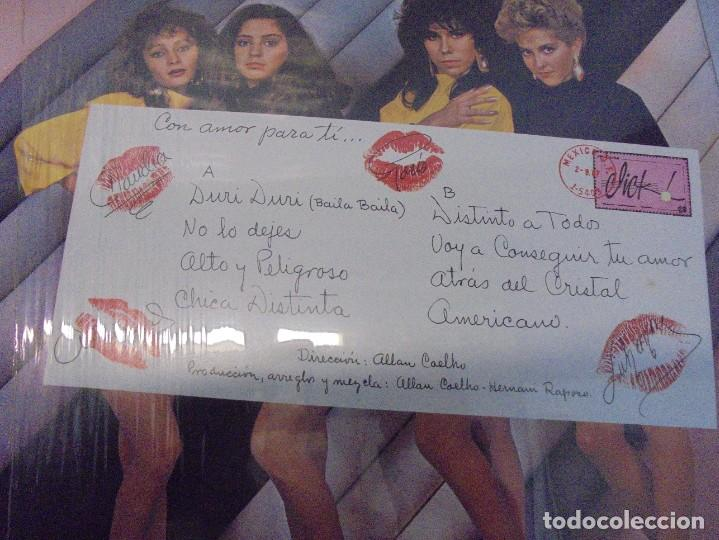 Discos de vinilo: CLICK. LP VINILO. DISCOGRAFICA DISCOS MUSART 1987. - Foto 8 - 244868910