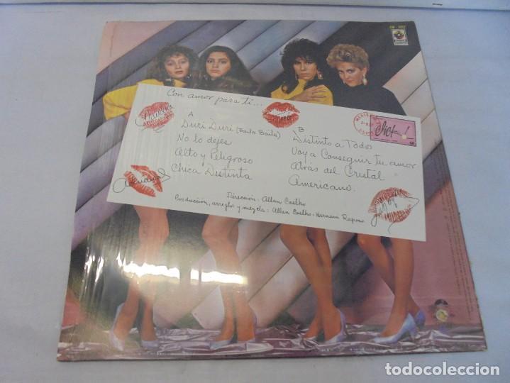Discos de vinilo: CLICK. LP VINILO. DISCOGRAFICA DISCOS MUSART 1987. - Foto 9 - 244868910