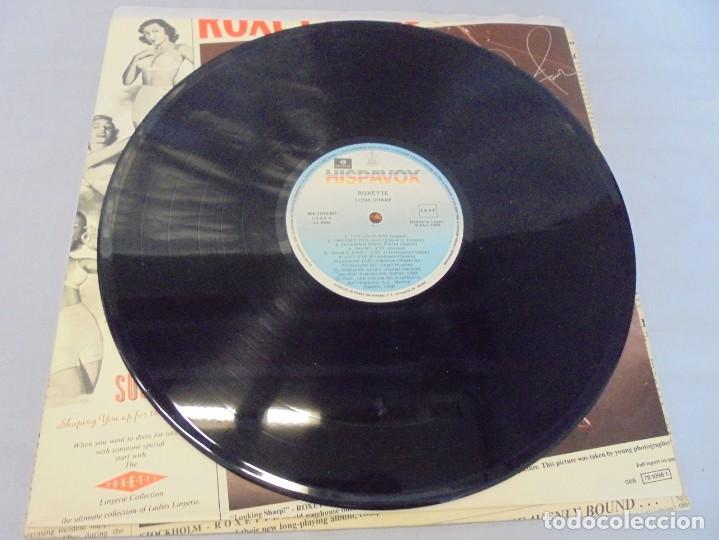 Discos de vinilo: ROXETTE LOOK SHARP!. LP VINILO. DISCOGRAFICA HISPAVOX 1989. - Foto 4 - 244869780