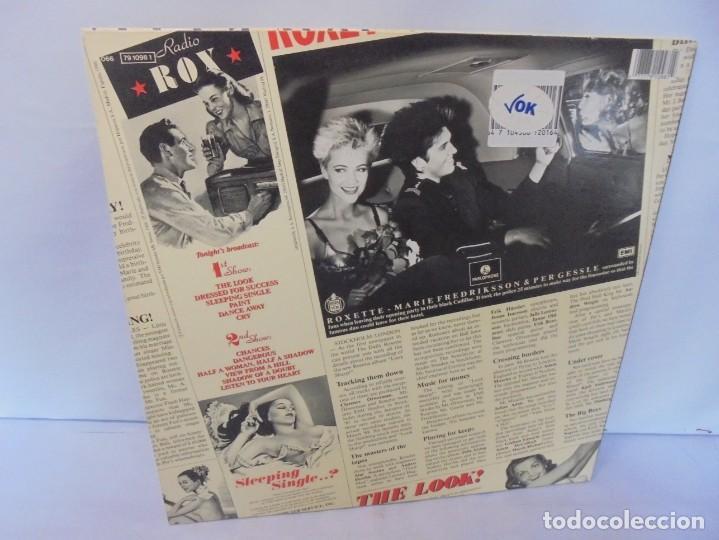 Discos de vinilo: ROXETTE LOOK SHARP!. LP VINILO. DISCOGRAFICA HISPAVOX 1989. - Foto 9 - 244869780