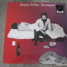 Discos de vinilo: JOAQUIN SABINA: INVENTARIO / AUTE, MIGUEL RIOS, JOAN MANEL SERRAT, ANA BELEN, JAVIER KRAHE.... Lote 244870290