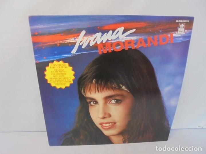 IVANA MORANDI. LP VINILO. DISCOGRAFICA EMI ODEON. 1989. (Música - Discos - LP Vinilo - Pop - Rock - New Wave Internacional de los 80)
